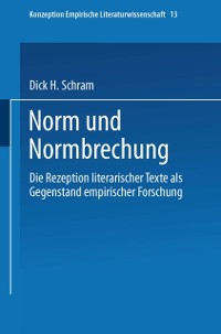 Cover Norm und Normbrechung