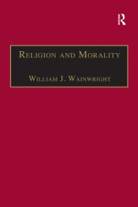 Cover Religion and Morality