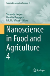 Cover Nanoscience in Food and Agriculture 4