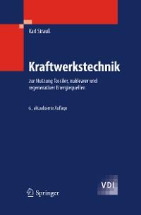 Cover Kraftwerkstechnik