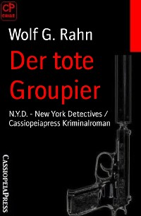 Cover Der tote Groupier