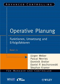 Cover Operative Planung