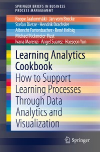 Cover Learning Analytics Cookbook