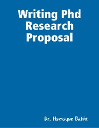 Cover Writing Phd Research Proposal