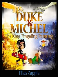 Cover The King Tingaling Painting