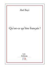 Cover Qu'est-ce qu'être français ?