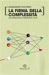 Cover La firma della complessità