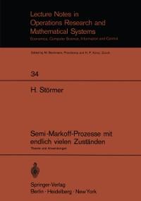 Cover Semi-Markoff-Prozesse mit endlich vielen Zustanden