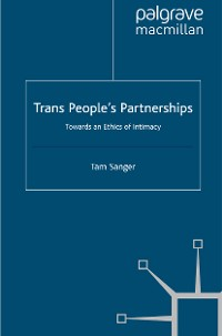Cover Trans People's Partnerships