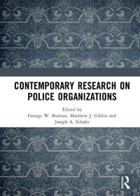 Cover Contemporary Research on Police Organizations