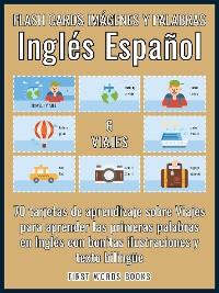 Cover 6 - Viajes - Flash Cards Imágenes y Palabras Inglés Español