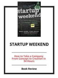 Cover Startup Weekend