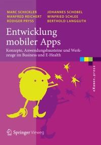 Cover Entwicklung mobiler Apps