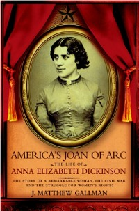 Cover America's Joan of Arc