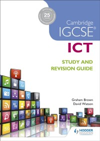Cover Cambridge IGCSE ICT Study and Revision Guide