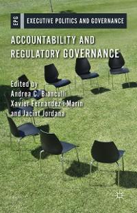 Cover Accountability and Regulatory Governance