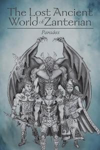Cover The Lost Ancient World of Zanterian - Paradox
