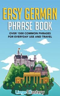Cover Easy German Phrase Book
