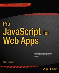 Cover Pro JavaScript for Web Apps