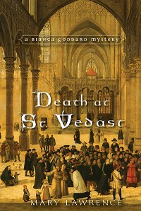 Cover Death at St. Vedast