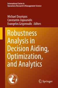 Cover Robustness Analysis in Decision Aiding, Optimization, and Analytics