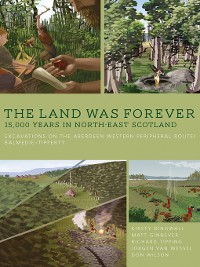 Cover The Land was Forever