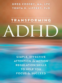 Cover Transforming ADHD