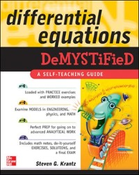 Cover Differential Equations Demystified