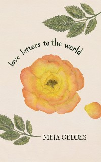 Cover Love Letters to the World