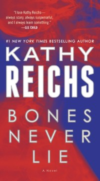 Cover Bones Never Lie (with bonus novella Swamp Bones)
