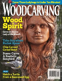 Cover Woodcarving Illustrated Issue 91 Summer 2020