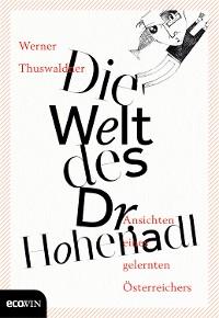 Cover Die Welt des Dr. Hohenadl