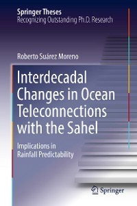Cover Interdecadal Changes in Ocean Teleconnections with the Sahel