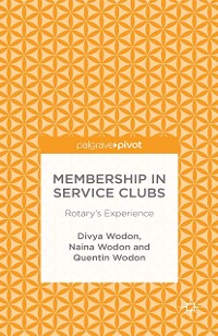 Cover Membership in Service Clubs