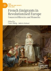 Cover French Emigrants in Revolutionised Europe