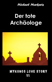 Cover Der tote Archäologe
