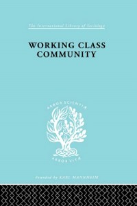 Cover Working Class Comm     Ils 122