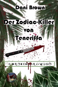 Cover Der Zodiac-Killer von Teneriffa
