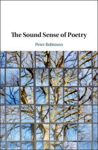 Cover Sound Sense of Poetry