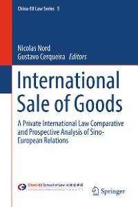 Cover International Sale of Goods