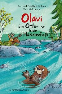 Cover Olavi – Ein Otter ist kein Hasenfuß
