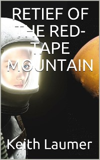 Cover Retief of the Red-Tape Mountain