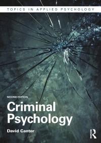 Cover Criminal Psychology