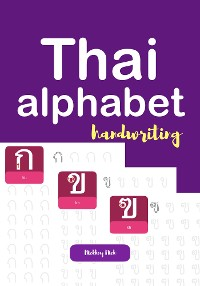 Cover Thai alphabet handwriting
