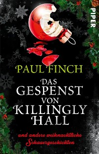 Cover Das Gespenst von Killingly Hall