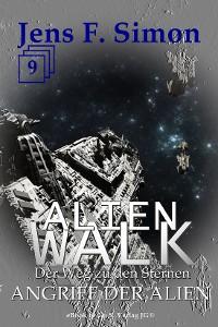 Cover Angriff der Alien (ALienWalk 9)