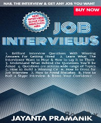 "Cover ""JOB INTERVIEWS"""