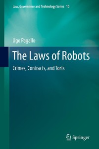 Cover The Laws of Robots