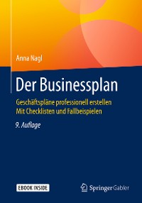 Cover Der Businessplan
