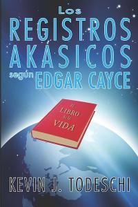 Cover Los Registros Akasicos segun Edgar Cayce